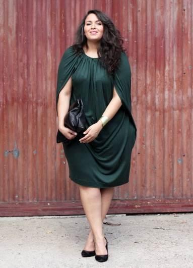 vestidos sencillos gorditas