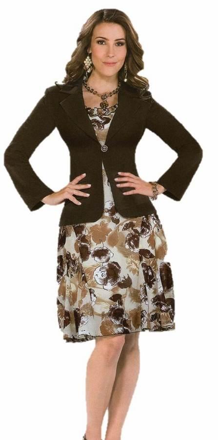 Conjuntos elegantes de moda para señoras