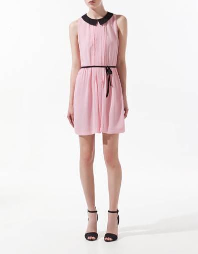 vestidos cortos informales de moda