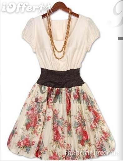 ropa elegante de diario