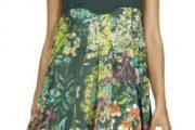 Vestidos cortos con estampados hermosos