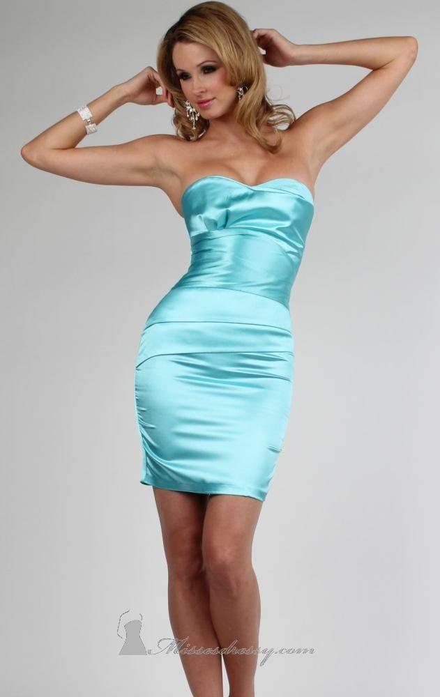 Modelos de vestidos de fiesta pegados al cuerpo