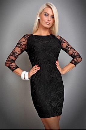 vestidos con detalles modernos