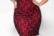 Preciosos modelos de vestidos para gorditas modernas
