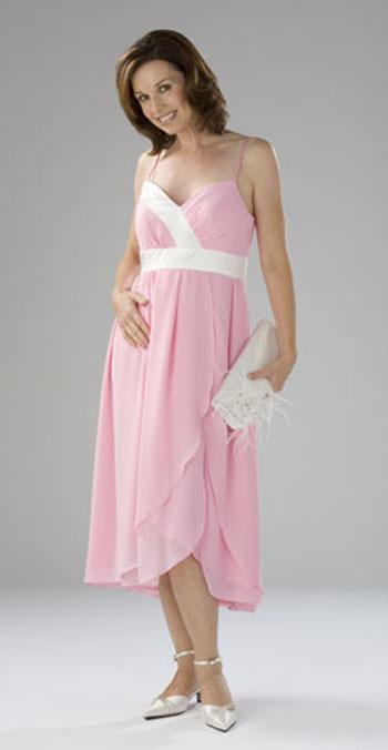 vestidos para ir de bodas embarazada