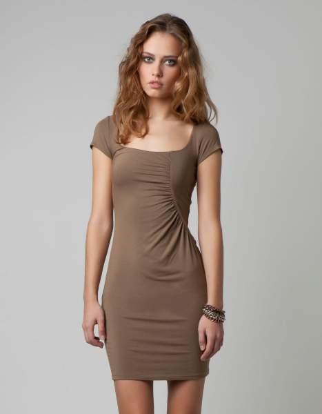 vestidos sin mangas