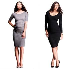 Modelos de vestidos para embarazadas elegantes