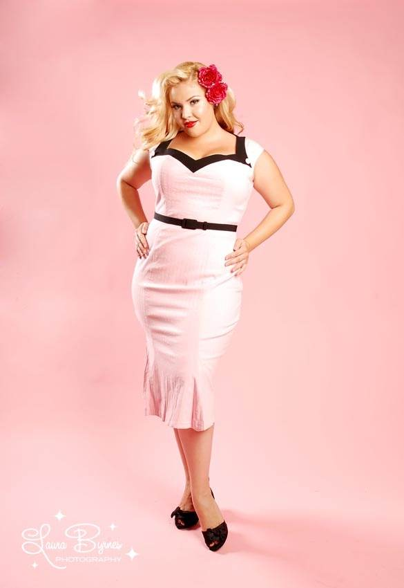 vestidos sexys gorditas 2012