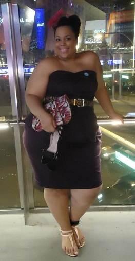 Vestidos de fiesta para bien gorditas