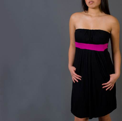 vestidos básicos de moda
