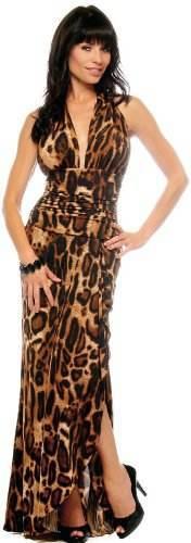 vestidos largos de colores elegantes
