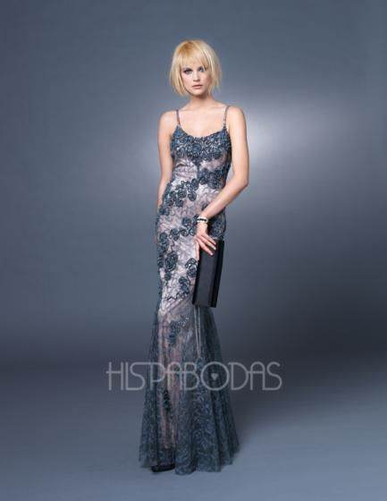 vestidos elegantes de gala