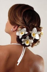 peinados recogidos de novia