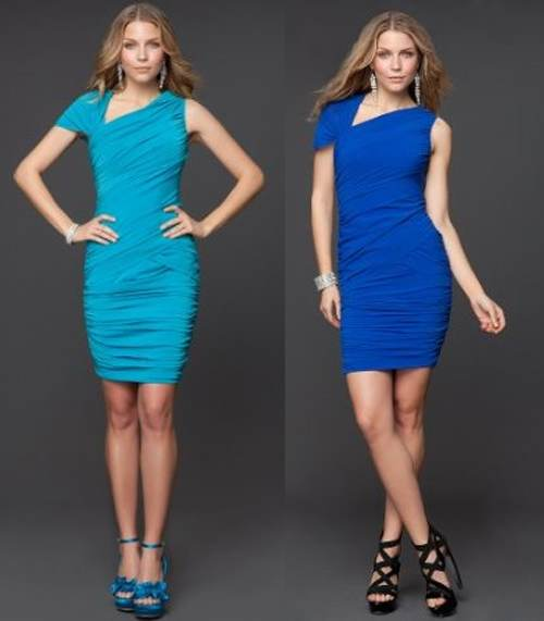 vestidos de colores para damas de honor