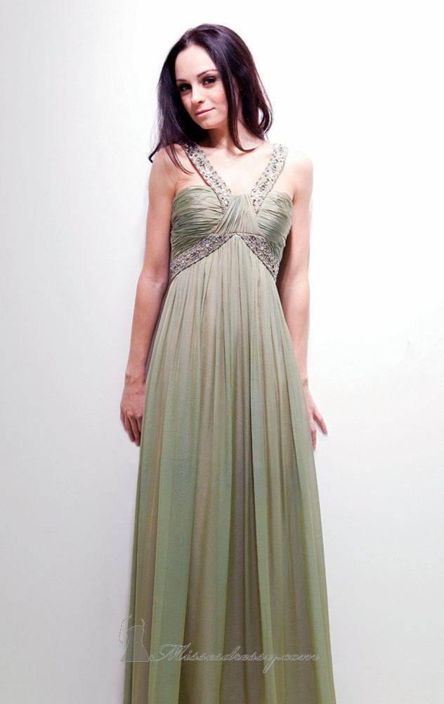 vestidos largos vaporosos