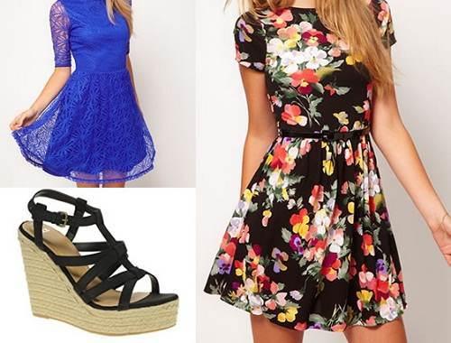 vestidos casuales de verano