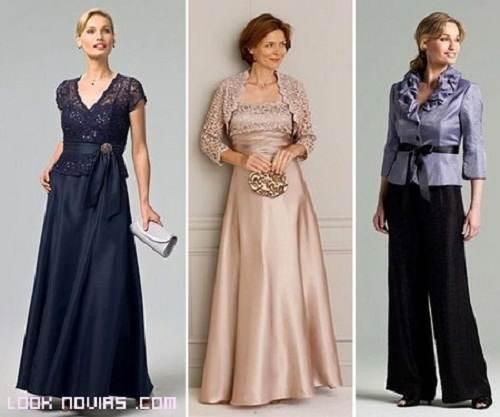 vestidos mamá de la novia