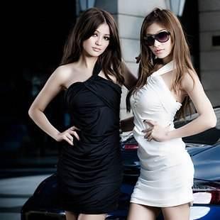 mini vestidos de noche