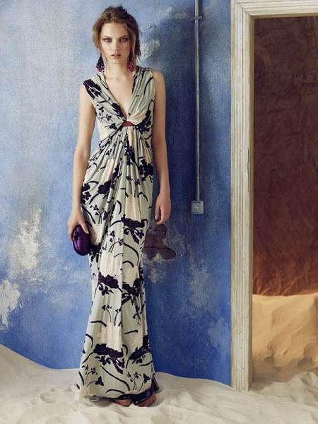 vestidos de verano simples