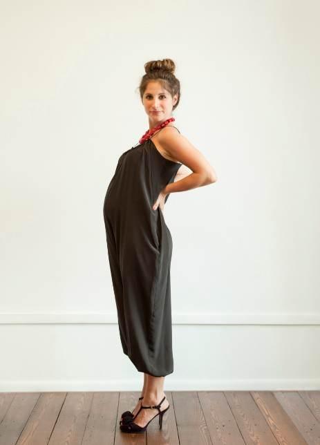 ropa casual embarazadas 2012
