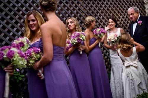 Colores para vestidos de damas de honor 2012