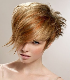 Peinados cortos para fiestas elegantes