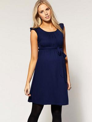 modelos de vestidos embarazadas 2012