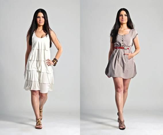 hermosos modelos de vestidos