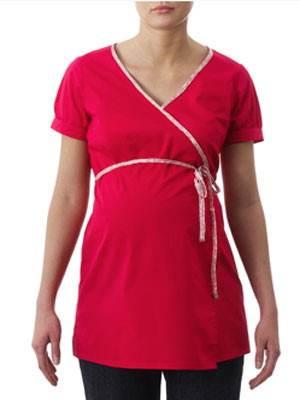 blusas y vestidos de maternidad