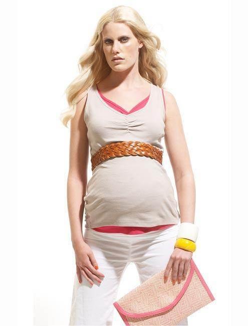 vestidos elegantes embarazadas