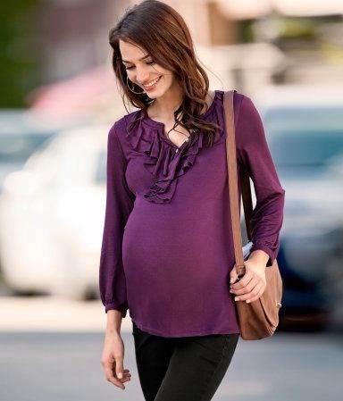 vestidos juveniles embarazadas