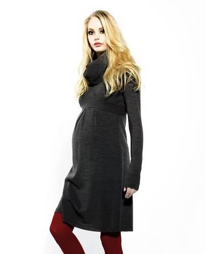 abrigos largos para embarazadas