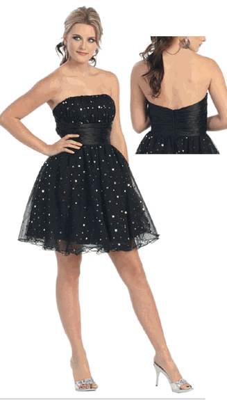vestidos sexys de gala