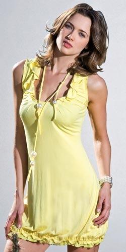 vestidos con estampados de colores