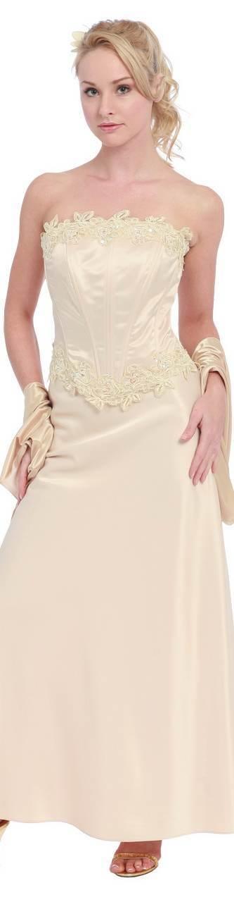 vestidos con chalina
