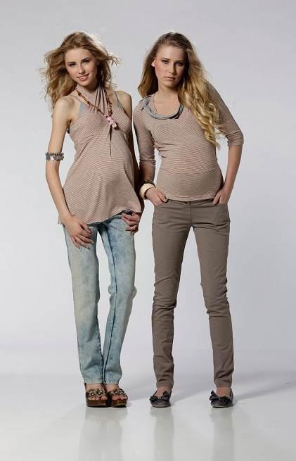 vestidos cortos y largos embarazadas