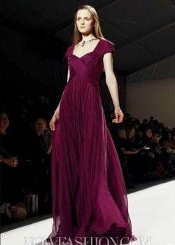 vestidos esplendorosos de fiesta 2012