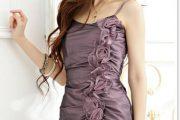 Espectaculares modelos de vestidos para damas de honor 2012