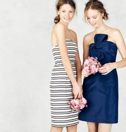 vestidos de colores madrinas de bodas