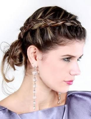 peinados simples para el día | aquimoda: vestidos de boda