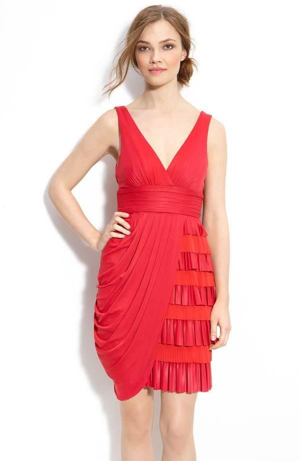 vestidos colores matizados