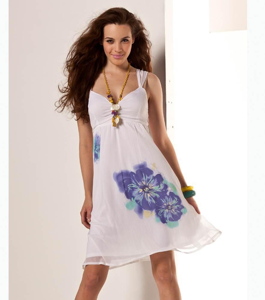 Vestidos modernos para el verano 2012