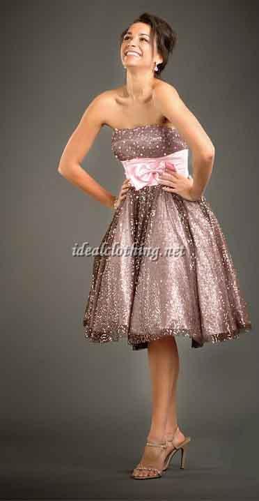 vestidos brillantes de lentejuelas