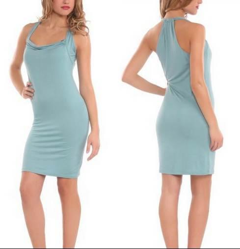 vestidos pegados al cuerpo 2012