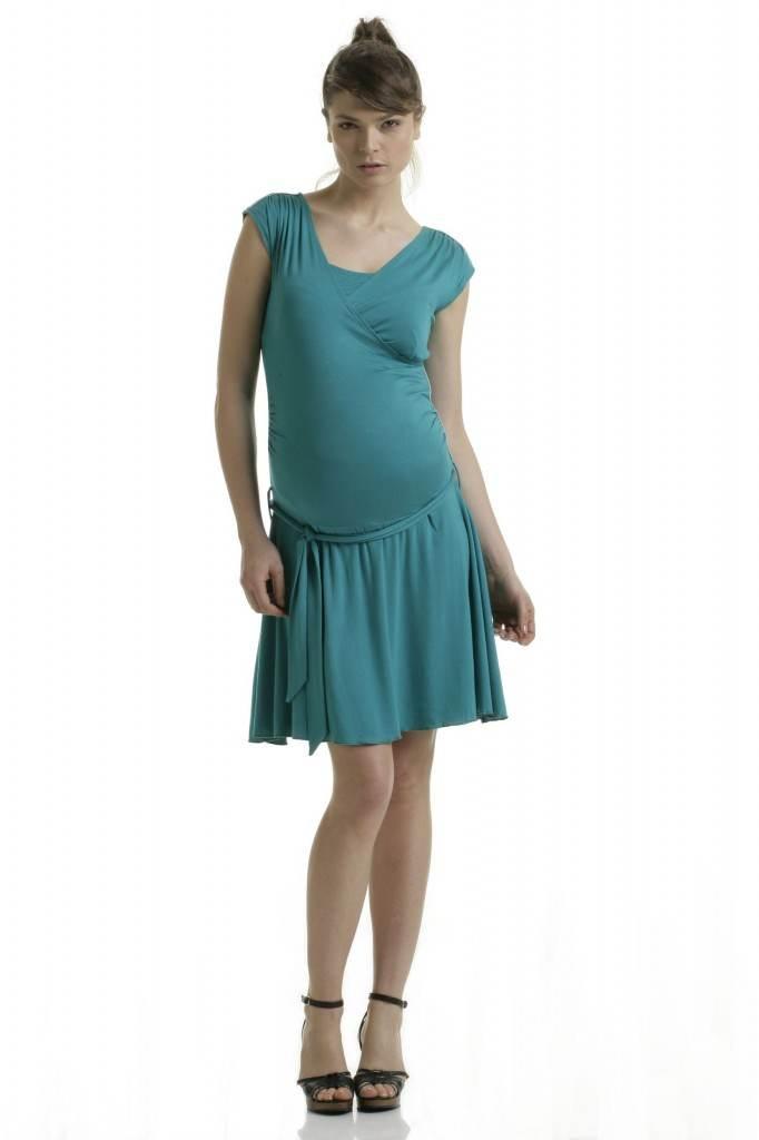 Ropa elegante de verano para embarazadas 2012