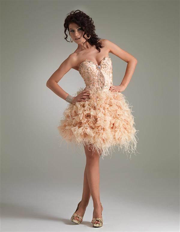 vestidos de tul