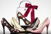 Zapatos para fiestas de navidad y año nuevo