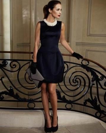 vestidos elegantes para fiestas de bodas 2012