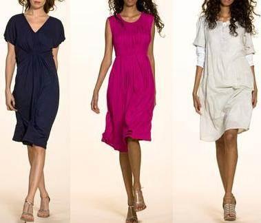 Moda casual: vestidos de diario, hermosos modelos