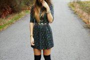 Vestidos y estilos elegantes de invierno